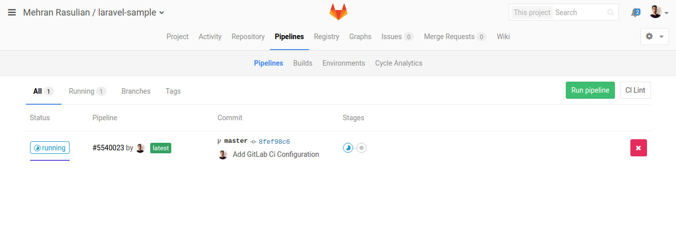 doc/articles/test_and_deploy_laravel_apps_with_gitlab_ci_and_envoy/img/pipelines_page.png